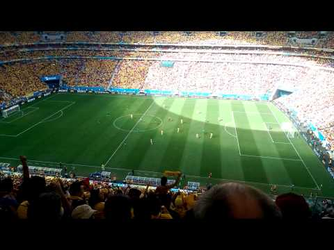 World Cup 2014: Colombia vs Ivory Coast, Goal #2