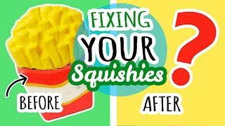 Squishy Makeovers: Fixing Your Squishies #3