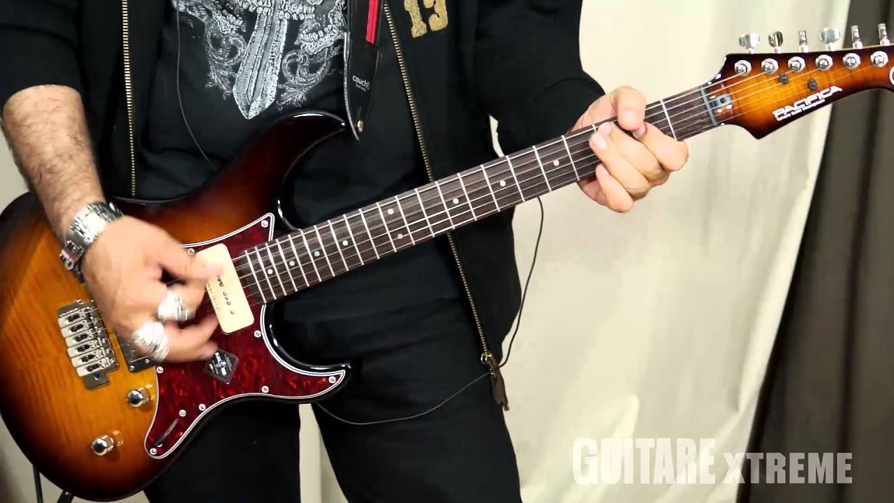 Yamaha Pacifica  Vii Review