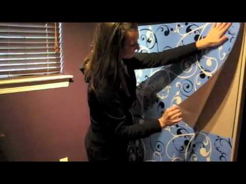 Cubicle Paper Installation Video M4v Youtube