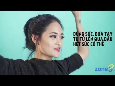 Zone8.vn - Làm thế nào để có cánh tay săn chắc trong 180 giây - Zone8.vn