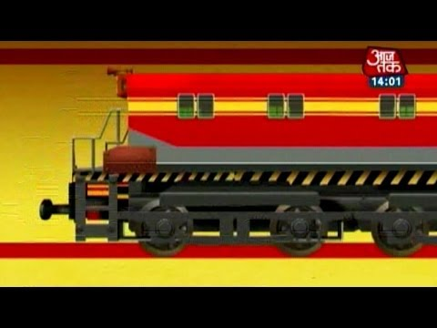 Highlights of rail budget 2014