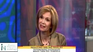 Positive Parenting Solutions: Reducing Sibling Rivalry (News Media Spot)