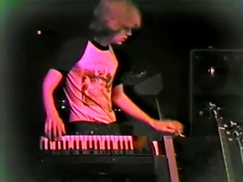 Progressive rock band Dresden at FM Station in Hollywood, California, 1984