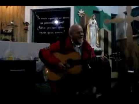 Padre José na Capelinha