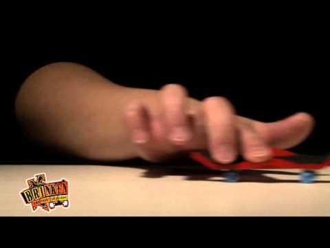 Ván trượt siêu hạng - Xoay ván 180