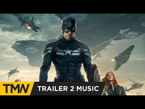 Captain America: The Winter Soldier - Trailer #2 Music #1 (Really Slow Motion - Gender)