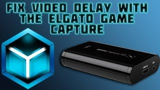 How To FIX The Video Delay While Streaming With The Elgato