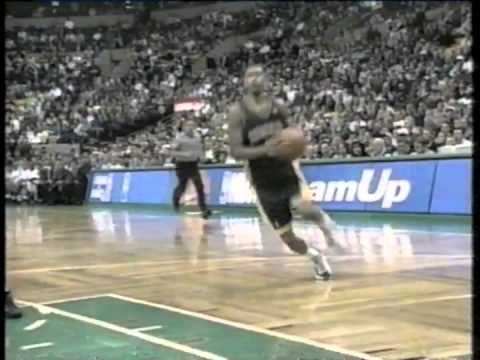 NBA Boston Celtics Vs Indiana Pacers (reggie miller larry, bird v rick pitino) NBA 2000