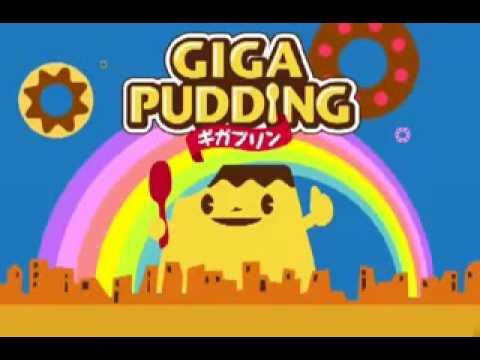 Реклама Giga Pudding - ядерный мозговзрыв реальный и беспошядный или пост не о чем.