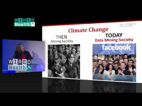 Leslie Saxon: Facebook should have our medical data - Full WIRED Health talk