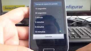Como Aumentar Tiempo Bloqueo De Pantalla En Samsung Galaxy