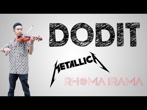 Dodit-Roma Irama-Metallica dikerjain lagi nih sama Eka Gustiwana :D
