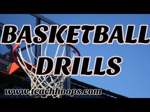 Fabulous 15-Basketball Drills For All Ages (Channel Full of Videos)