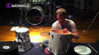 """""""Drum Tuning"""" Tip For Floor Toms Drum Lesson By @"""