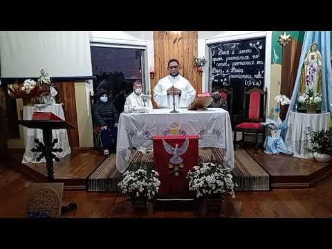 Santa Missa | 20.05.2021 | Quinta-feira | Padre Francisco de Assis | ANSPAZ