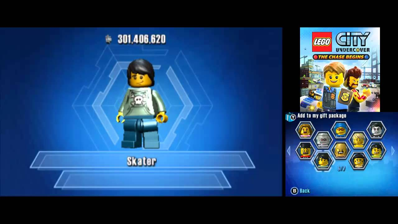Viewing Gallery For - Lego City Undercover Chase Mccain CivilianLego City Undercover Chase Mccain Civilian