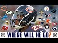 2018 NFL FREE AGENCY PREDICTIONS KYLE FULLER Bears Packers Niners Seahawks Patriots Raiders Texans