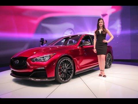 Infiniti Q50 Eau Rouge Concept - 2014 Detroit Auto Show