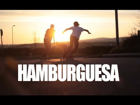Hamburguesa Skate Film