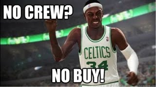NBA 2k14 Expectations pt. 1: Crew Mode