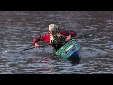 Kayak Low Brace - How to Paddle Series