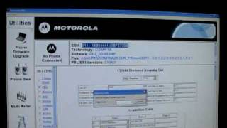 How To Flash Motorola Cell Phone To Cricket Or Metro PCS