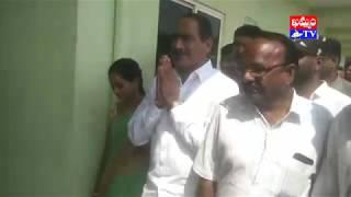 కారేపల్లిలో CCI కేంద్రం ఏర్పాటు (వీడియో)
