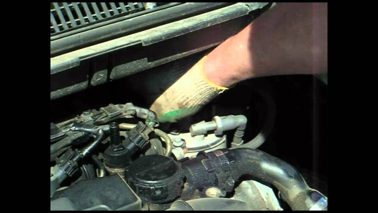 Тройник трубка на форд фокус 1 18 фотография