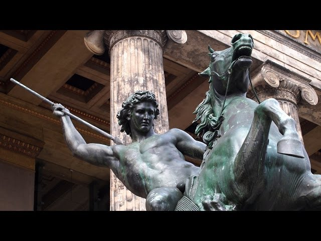 Visiting Museum Island | Berlin Travel