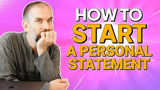 uw personal statement prompt