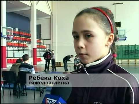Смотреть видео Завершился открытый чемпионат по тяжелой атлетике