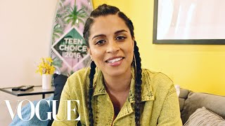 73 Questions With Lilly Singh | Vogue