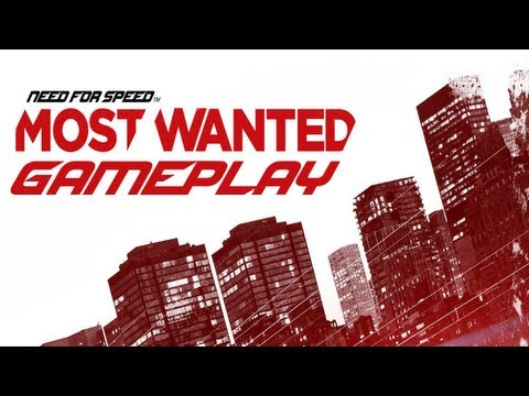 Анонс Need for Speed: Most Wanted (2012)