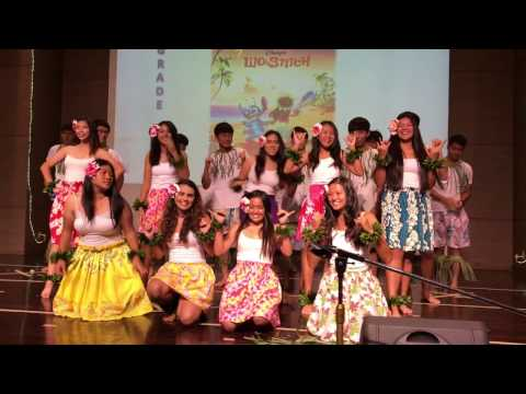 Lilo & Stitch - He Mele No Lilo // Dance