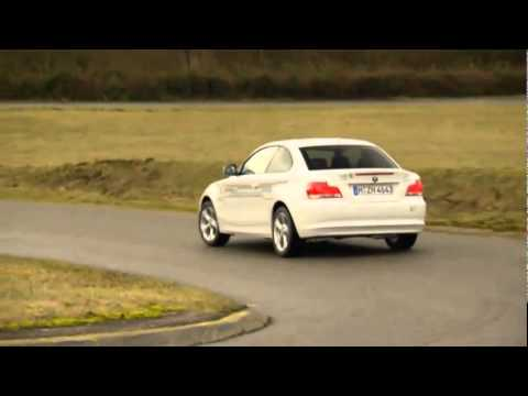 BMW ActiveE 2011 Electric Car TEST DRIVE