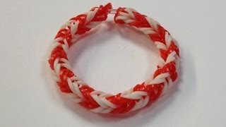 Bandaloom: How To Make A Fishtail Bracelet