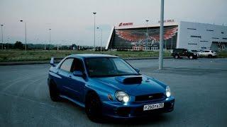Subaru Impreza WRX. Дорого, но весело. Омск. #авторубайкал Стас Асафьев