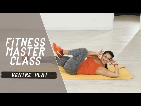 Circuit training pour avoir un ventre plat - Fitness Master Class