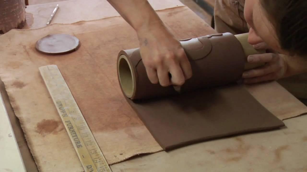 hand built clay vases. Black Bedroom Furniture Sets. Home Design Ideas