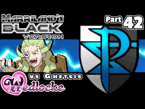 Pokémon Black Wedlocke, Part 42: Ghetsis 2016!