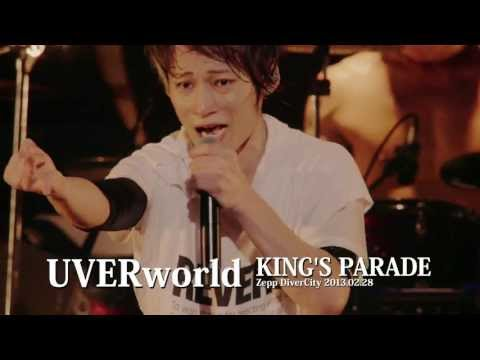 UVERworld 『KING'S PARADE Zepp DiverCity 2013.02.28 Digest 』