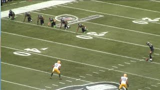 Seahawks Packers Onside Kick, Marshawn Lynch TD & 2 Point