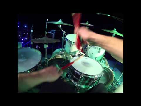 Cedar Point's Skeleton Crew 2013: Drummer's POV