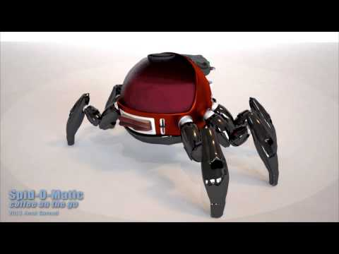 Spid-O-Matic turntable