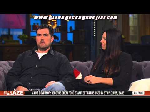 Lone Survivor Movie & book Marcus Luttrell w/ Glenn Beck