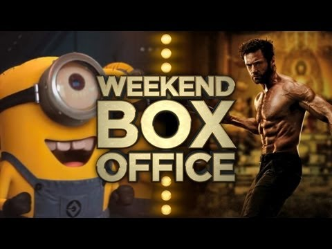 Weekend Box Office - July 26-28 2013 - Studio Earnings Report HD