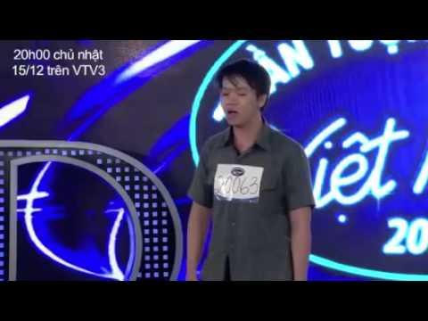 Vietnam Idol 2013 Tập 1 Ngày 15/12/2013 - Thảm hoạ 1