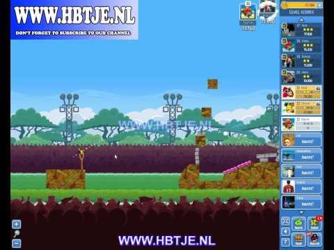 Angry Birds Friends Tournament Level 1 Week 104 (tournament 1) no power-ups