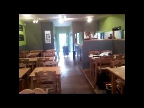 Pintando Um Restaurante De Um Colega Youtube